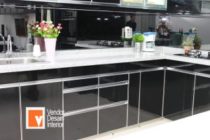 Interior Dan Kitchen Set Anti Rayap Di Senopati Jasa Desain
