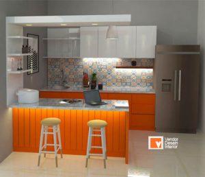 Jasa Pembuatan Kitchen Set Jakarta Selatan Jasa Desain Interior