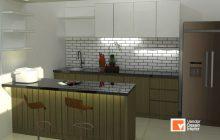 Kitchen Set Bekasi Kalimalang