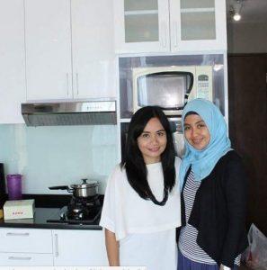 Pemilik Kitchen Set Tifolia Jakarta