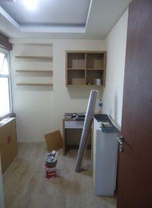 Interior Apartemen Kemayoran Kelapa Gading dan Sunter