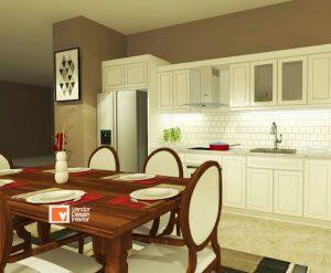 Kitchen Set Sunter dan Kelapa Gading Kemayoran