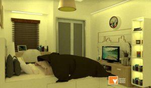 Interior Desain Apartemen Tangerang Ayodya Alam Sutera