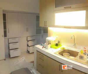 Kitchen Set Rumah Mewah Cempaka Putih