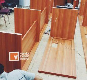 Kontraktor Interior Desain Pemerintah Meja Kerja Jakarta Pusat