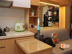 Kitchen Set Bassura Jakarta