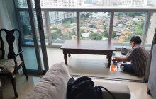 Interior Desainer Indonesia Projek Apartemen Anandamaya Residence Jakarta