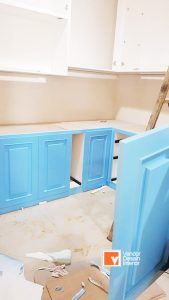 Jasa Pembuatan Kitchen Set Dapur Klasik Kota Wisata Cibubur