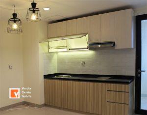 Kitchen Set Minimalis Kota Wisata Cibubur
