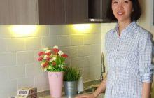 Klien Interior Desain Kitchen Set Cathleya