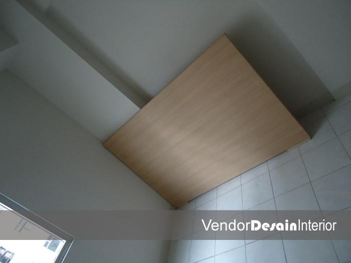 Progress Pengerjaan Design Interior Apartemen Kelapa Gading Jakarta Bed Head