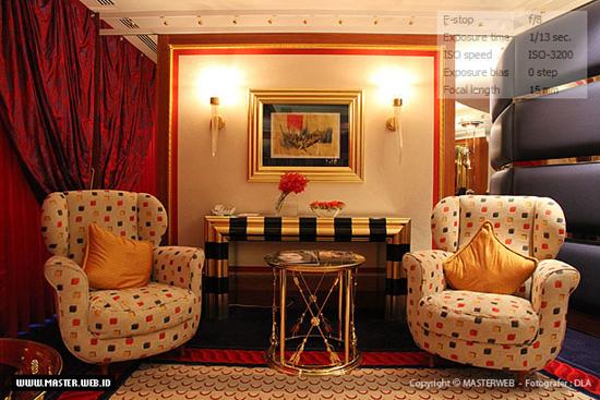 Desai Interior Menata Ruang Keluarga bergaya Arab