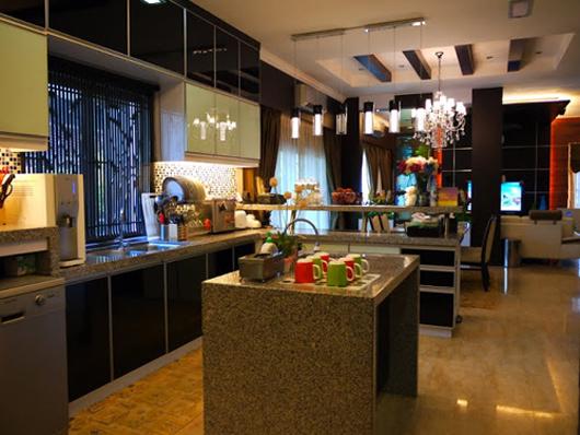 Desain Interior Aksesori untuk Ruangan Dapur