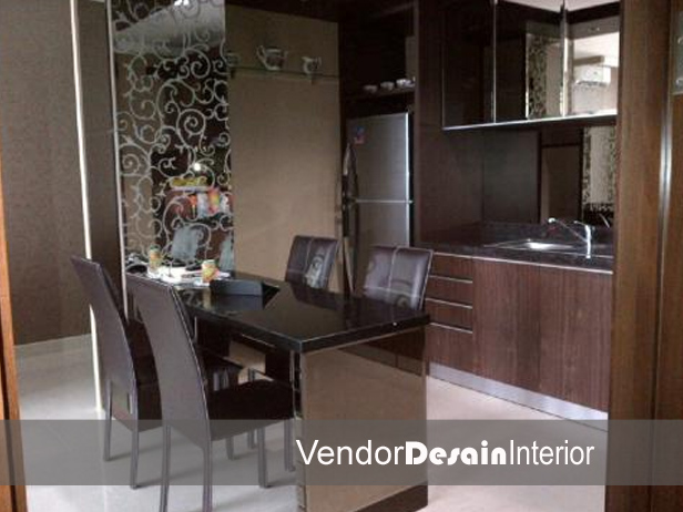 Jasa Desain Interior Apartemen Denpasar Kuningan Jakarta 3