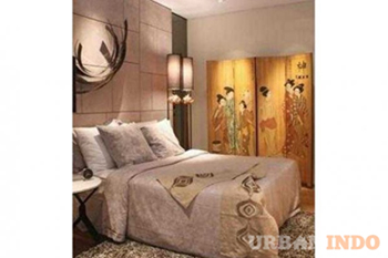 Jasa Desain Interior Jakarta : Kamar tidur Apartement The Royal Olive Residence