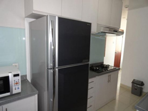 Jasa Desain Interior Jakarta : Kitchen set Apartemen Permata Hijau Residence