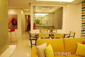 Jasa Desain Interior Jakarta ; Ruang Utama Apartement The Royal Olive Residence