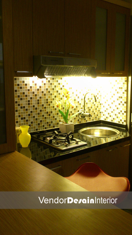 Jasa Design Kitchen Set di Jakarta Pusat