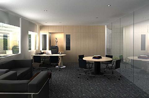Kontraktor Interior Desain di Kelapa Gading Progress Ruang Kantor