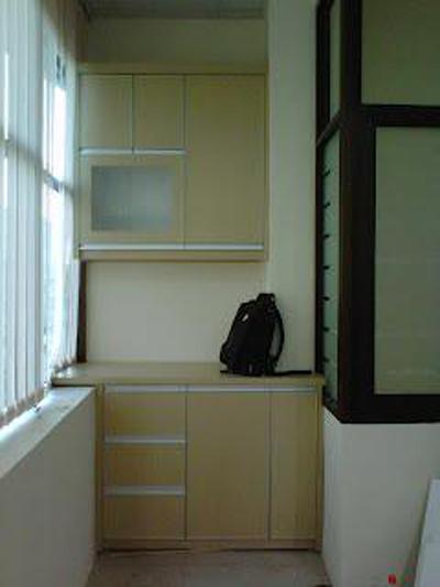 Kontraktor Interior Desain di Pondok Indah Progrees Kitchen set Apartemen