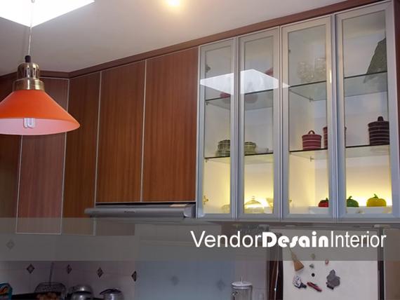Jasa Interior Desain Jakarta, Projet kitchen set di Jakarta Selatan