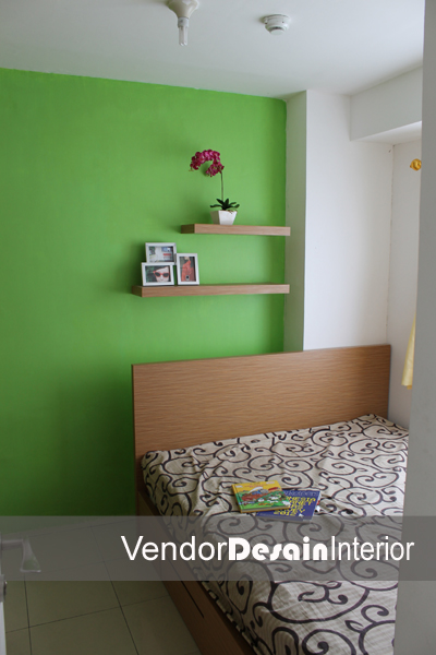 Jasa Kontraktor Interior Kamar Utama Apartemen