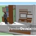 Jasa Gambar Desain Apartemen