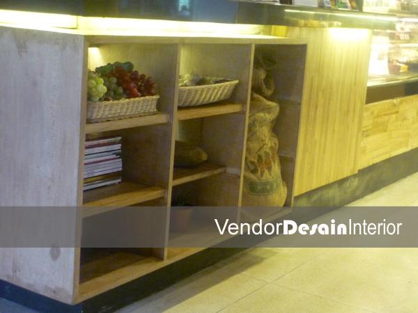 Jasa Kontraktor Interior Restoran dan Cafe Jakarta