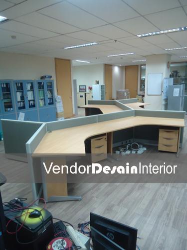 Vendor Desain Interior Kantor