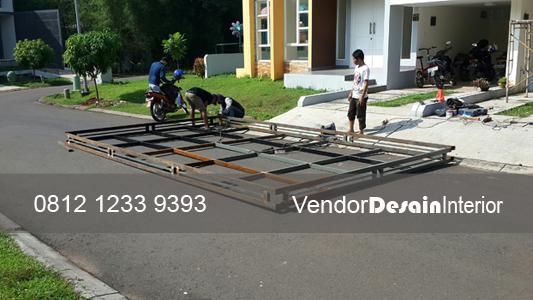 Jasa Pembuatan Kanopi Besi Minimalis Jakarta