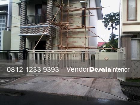 Jasa Pembuatan Pagar Minimalis Jakarta Pusat
