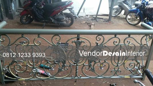 Jasa Pagar Besi Tempa Jakarta Timur
