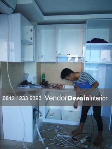 Jasa Interior Kontraktor-Progres Apartemen Tifolia