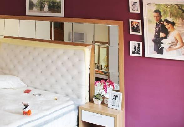 Interior Kamar terinspirasi IKEA