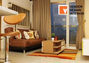 Desain Interior Apartemen The Oasis Cikarang