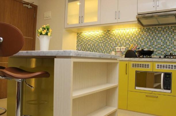 Jasa Pembuatan Kitchen Set Minimalis Jakarta