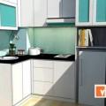 Pasang Kitchen Set Senayan