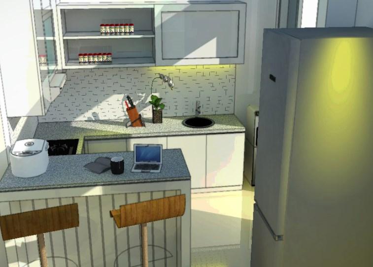 Kitchen Set Murah Minimalis Depok Jasa Desain Interior Jakarta