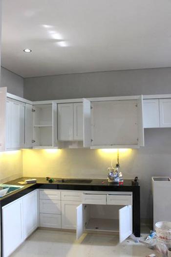 Kitchen Set Duco Mewah Pantai Indah Kapuk