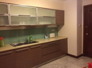 Pembuatan Kitchen Set Pavilion Sudirman Jakarta