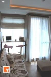 Ruang Apartemen Sudirman Mansion Jakarta