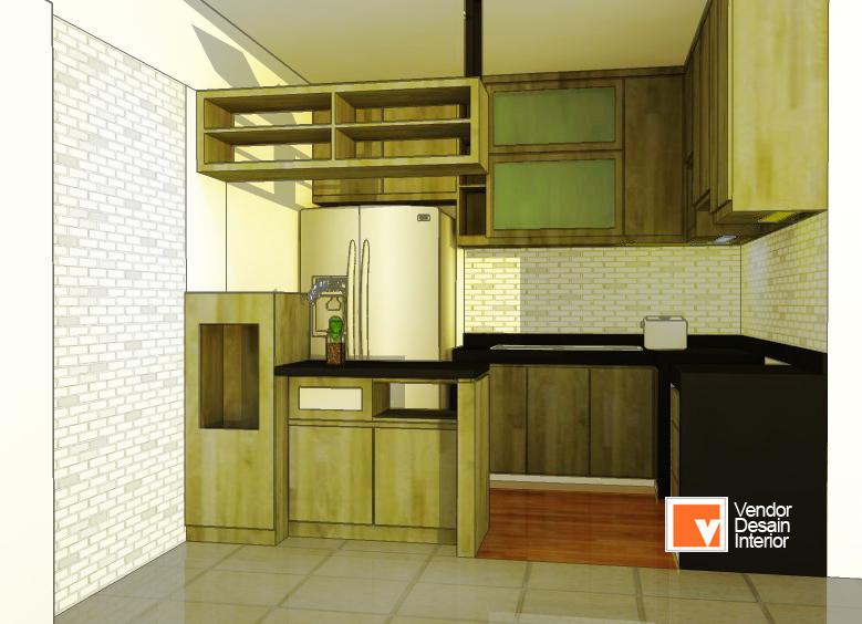 Kitchen Set Minimalis Depok dan Jakarta