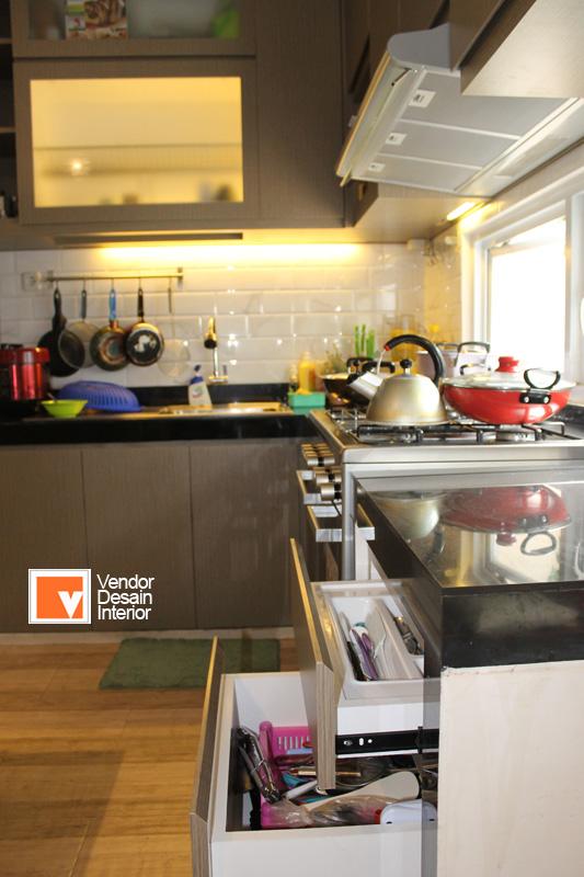 jasa Kitchen Set Minimalis Depok