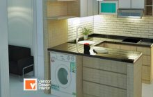 Kitchen Set Minimalis Senayan Sudirman