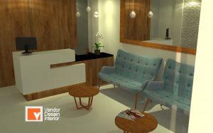 Desain Klinik Gigi Jakarta