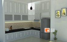 Custom Kitchen Set Bintaro BSD, Furniture Minimalis Bintaro, Ide Dapur Minimalis, Harga Dapur Minimalis Bintaro