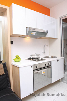 Desain Dapur Minimalis Kalibata Jakarta