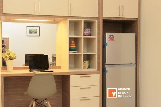 Desain Dalam Interior Ruang Kerja di Rumah