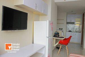 Interior Dalam Apartemen Jakarta