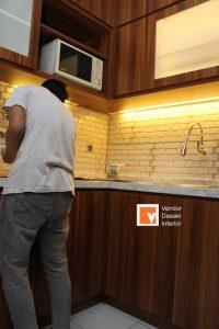 Jasa Pembuatan Kitchen set Duren Sawit Jakarta Timur